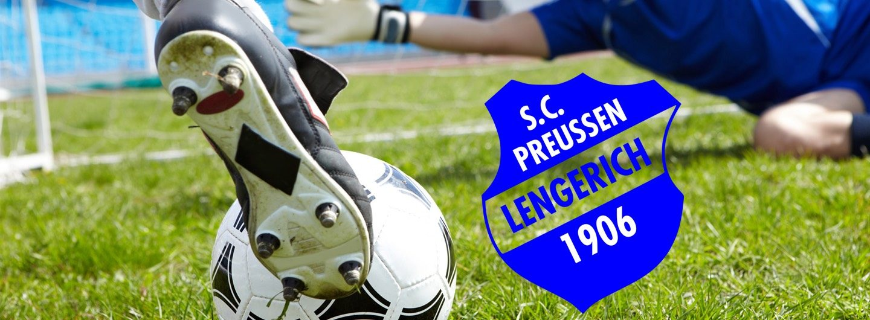 Fussball in Lengerich – SC Preussen Lengerich